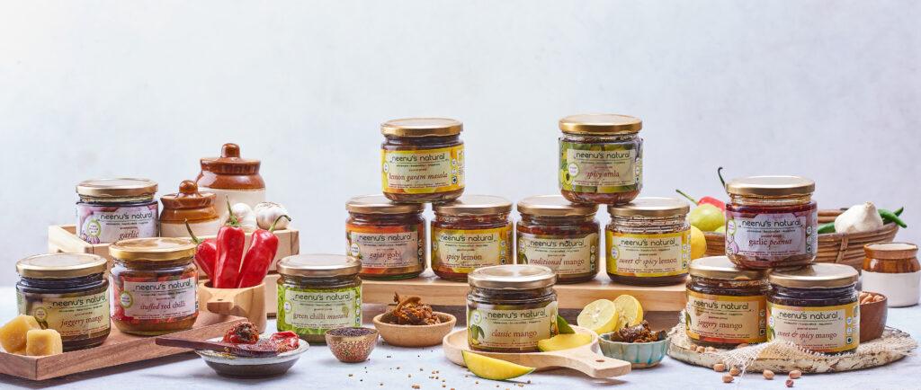 pickle jars food